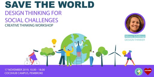 Design thinking for social challenges workshop