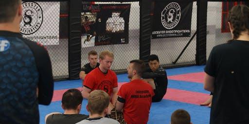 Intro to Jiu Jitsu Beginners Program (8 weeks) - Leicester