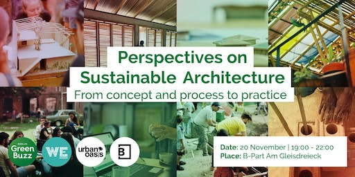 Perspectives on Sustainable Architecture