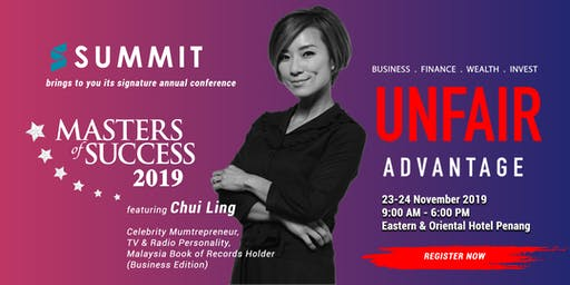 Celebrity Mumtrepreneur Chui Ling Teaches Communication Arts
