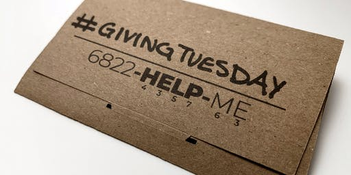 $0$ Giving Tuesday Event