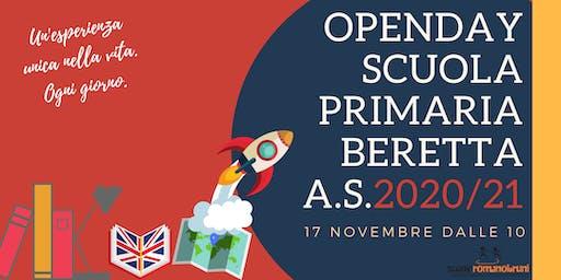 Open Day Scuola Primaria Gianna Beretta