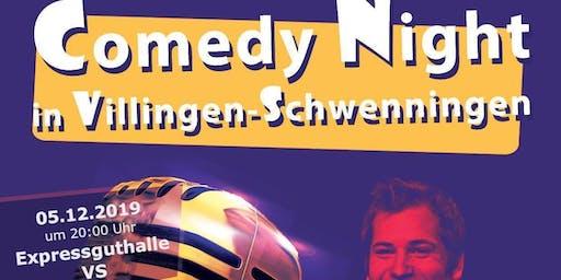 Comedy Night in der Expressguthalle