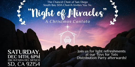 South Bay Christmas Cantata