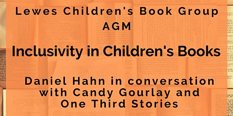 Inclusivity in Children's Books tickets