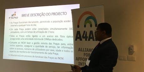 A4AI-Mozambique FSAU Strategy Consultation in Maputo  - 20 November 2019 tickets