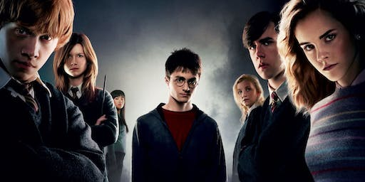 The Bottomless Cinema Presents: Harry Potter & The Order Of The Phoenix