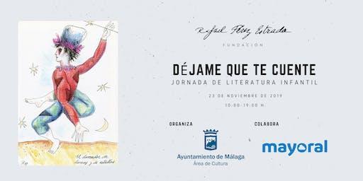 "Jornada Literatura Infantil: ""Déjame que te cuente""."