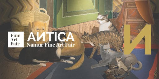 Antica Namur Fine Art Fair