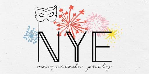 NYE Masquerade Ball at George Banks