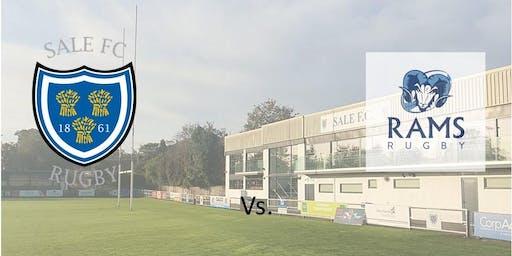 Sale FC vs RAMS