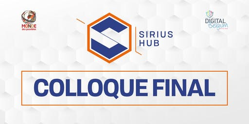 Sirius HUB - Colloque final