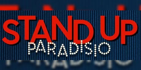 Stand-Up Paradisio : Comedy Show  billets