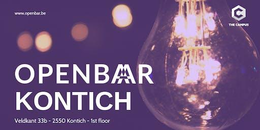 Openbar Kontich November // Test Automation & Google Cloud