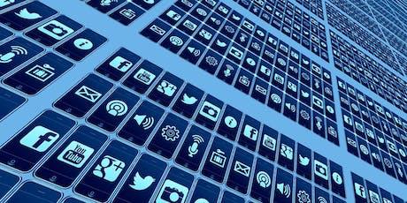 Using Social Media for Marketing tickets