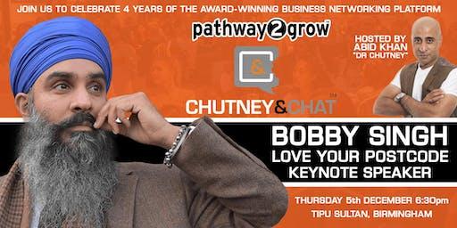 Chutney & Chat - Business Networking Birmingham 4th Anniversary