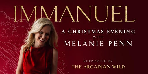 IMMANUEL: A Christmas Evening with Melanie Penn
