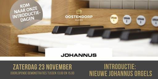 Johannus orgel demonstratie | Introductie nieuwe orgels