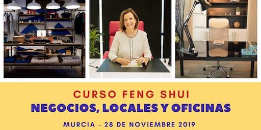 CURSO FENG SHUI PARA NEGOCIOS, LOCALES Y OFICINAS