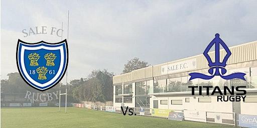 Sale FC vs. Rotherham Titans
