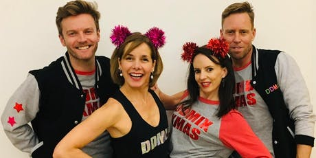 Darcey Bussell's DDMIX XMAS MIXIT class! tickets