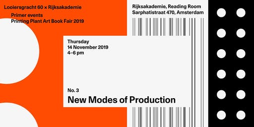 New Modes of Production