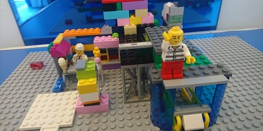 Using LEGO(R) to increase emotional resilience in SEND children