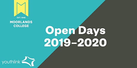 Undergraduate Open Days 2019 – 2020: Moorlands NI @ Youth Link tickets