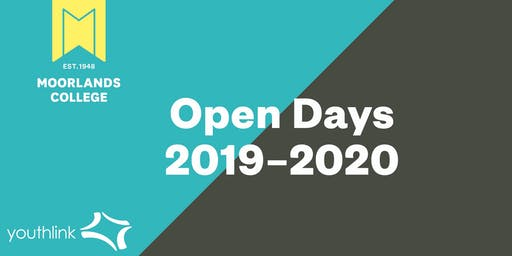 Undergraduate Open Days 2019 – 2020: Moorlands NI @ Youth Link