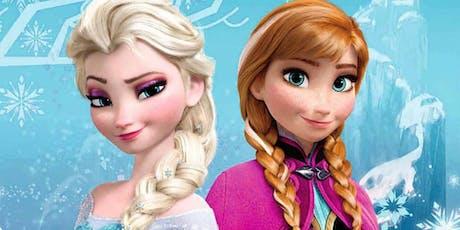 The Bottomless Singing Cinema Presents: Frozen - Manchester tickets