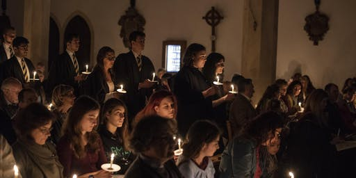 St. Peter's College Advent Carol Service
