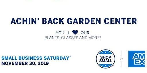 Shop SMALL! Small Business Saturday