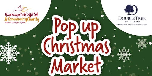 Pop up Christmas Market