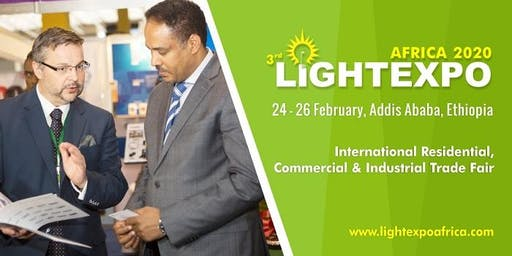 3rd Lightexpo Ethiopia 2020