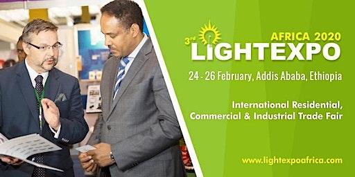 3rd Lightexpo Ethiopia 2020