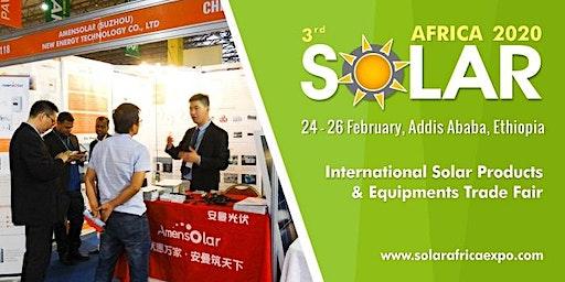 3rd Solar Ethiopia 2020