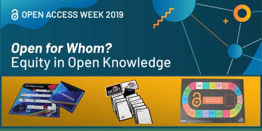 Open Access week event: Open Research games