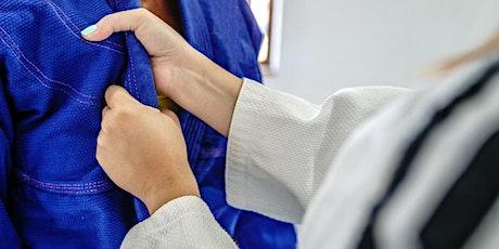 Women's Only Trauma-Informed Jiu-Jitsu 6-Week Program tickets