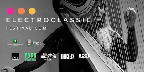 FREQUENCIES - Floraleda (arpa, elettronica) @ Milano Music Week biglietti