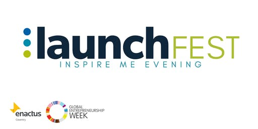 LAUNCH:FEST - DAY 3 -  Inspire Me Event