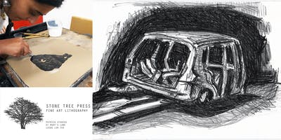 Beginners Course in Lithography - Weekend