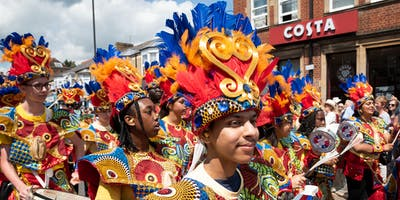 Inclusive Carnival Practice: Training Day with the New Carnival Company