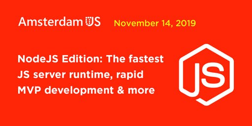NodeJS Edition: The fastest JS server, rapid MVP development, and more