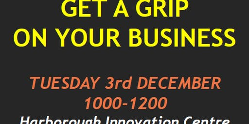 Get a Grip on Your Business