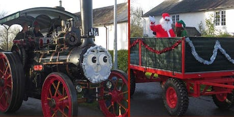 Eversden Christmas Fayre and visit from Father Christmas tickets