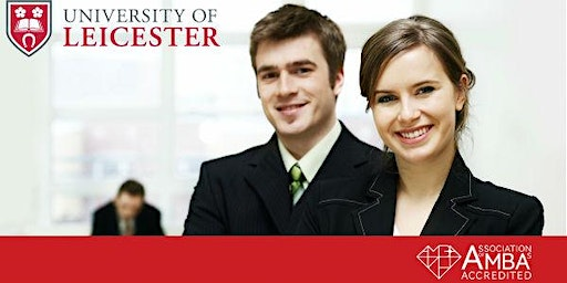 University of Leicester MBA Webinar  Lebanon - Meet University Professor