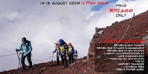 Mount Fuji Hiking and Backpacking
