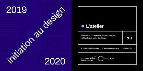 L'atelier - module d'initiation au design billets