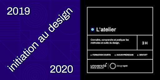 L'atelier - module d'initiation au design