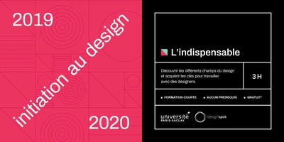 L'indispensable - module d'initiation au design